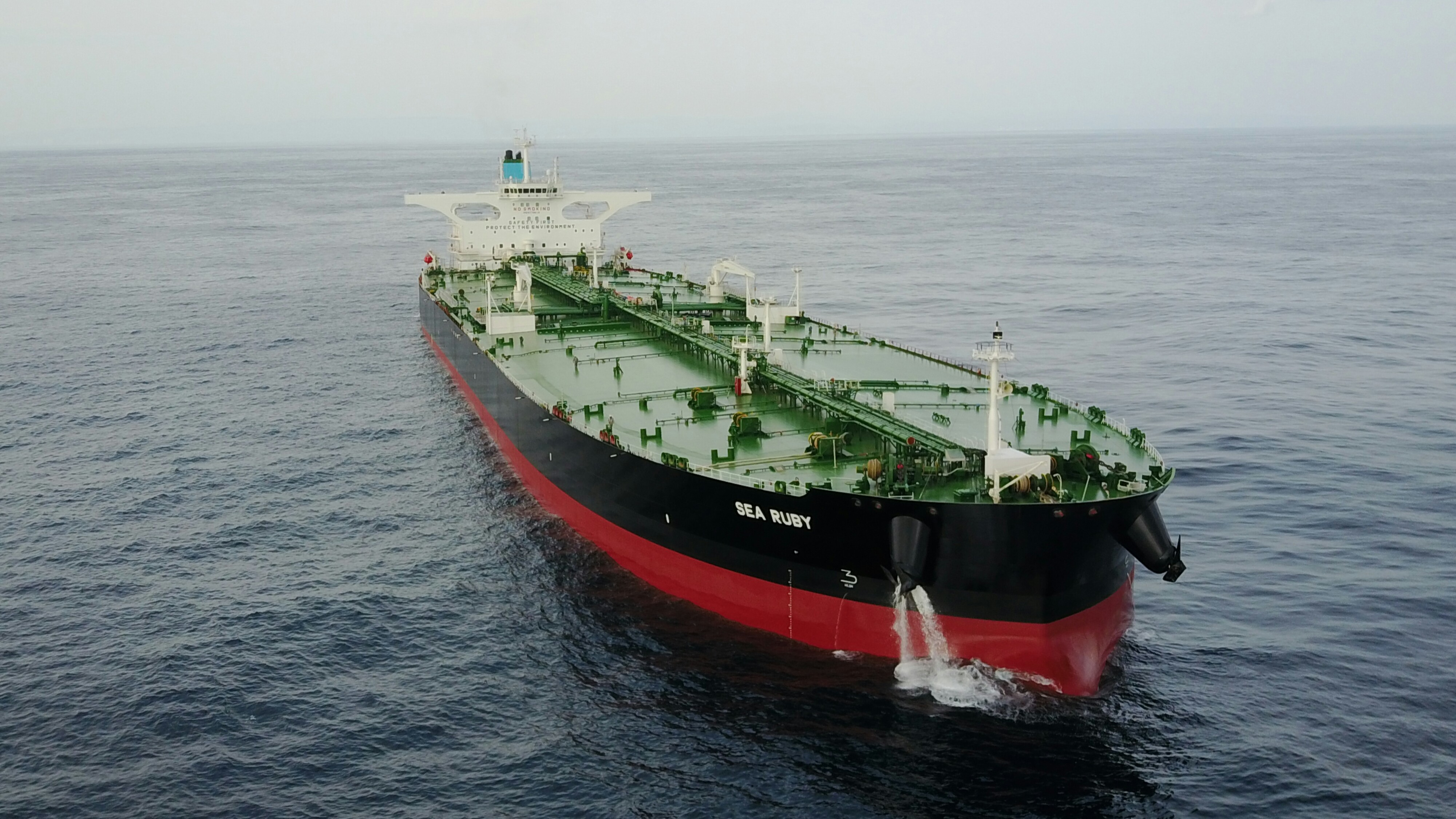 Sea Ruby Delivery Pantheon Tankers Management